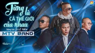 tung la ca the gioi cua nhau - mtv band audio official