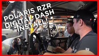 homepage tile video photo for Breaking Down the CD-7 Dash With Camburg Racing!