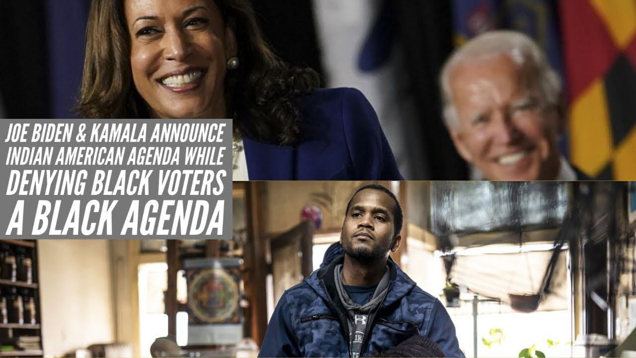 Democrats Announce Indian American Agenda While Denying Black Voters. Again.