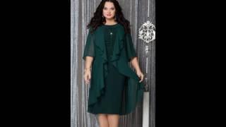 Купить платье к Новому Году! Платья больших размеров. Платья для полных дам. Блузка Бай!(, 2016-10-30T13:31:38.000Z)