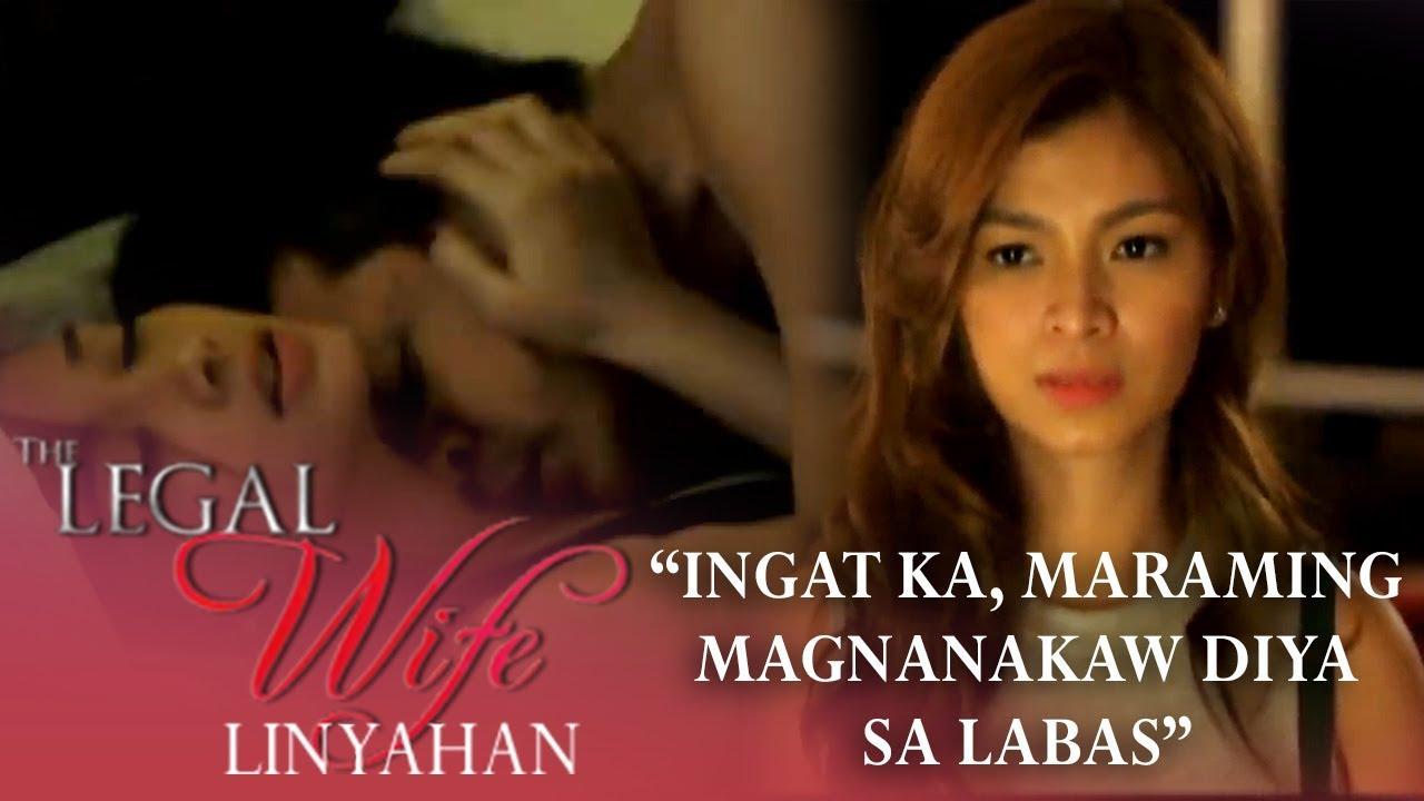 Download 'Ingat ka, maraming magnanakaw diyan sa labas' | The Legal Wife Linyahan (Episode 9)