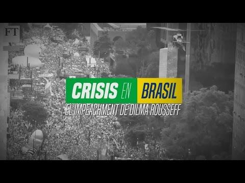 """""""Crisis en Brasil: El Impeachment de Dilma Rousseff"""""""