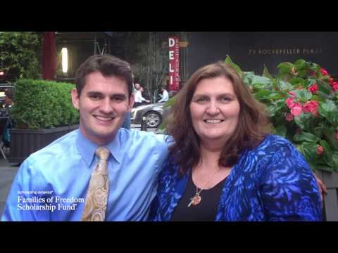 #DreamsToSuccess2017: Families of Freedom Scholarship Fund