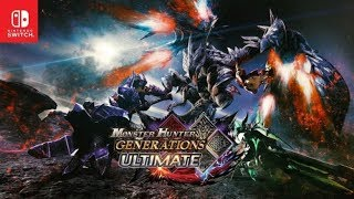 Monster Hunter Generations Ultimate Nintendo Switch - Gameplay Impressions How does it Run ?