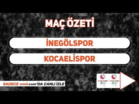 24.02.2021 | İnegölspor 2-2 Kocaelispor | MisliTV