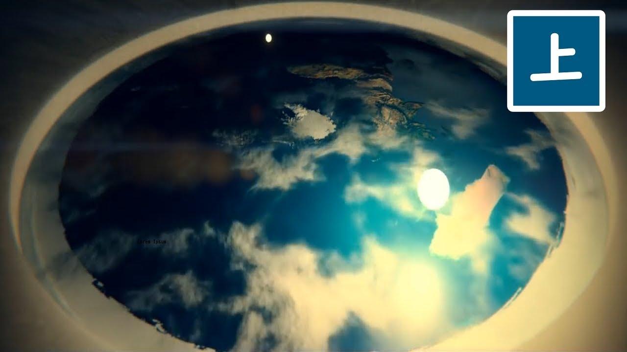 フラットアース!地動説は悪魔崇拝イルミナティの嘘?地球は平面だった。