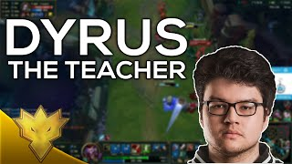 Dyrus the Teacher - Stream Highlights