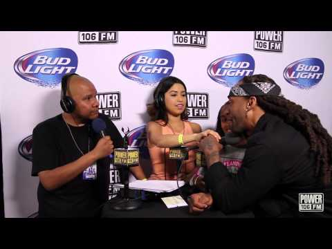 Ty Dolla $ign Brings His Daughter to Powerhouse - YouTube