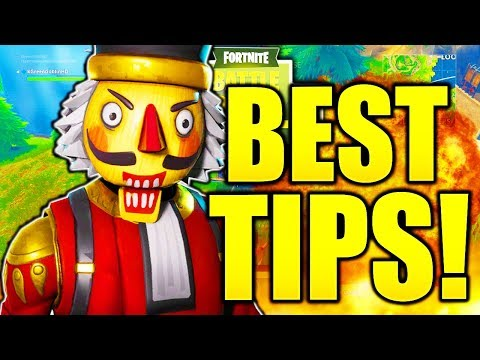 HOW TO GET MORE SOLO WINS IN FORTNITE SEASON 7! HOW TO IMPROVE AT FORTNITE 7 TIPS AND TRICKS!
