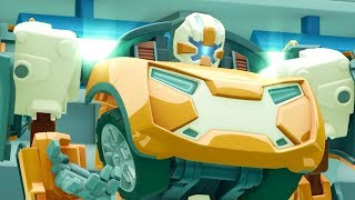TOBOT English | 214 Two-Team Test Drive | Season 2 Full Episode | Kids Cartoon | Videos for Kids