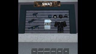 Prigione di Disequo ROBLOX Io SONO Una SWAT