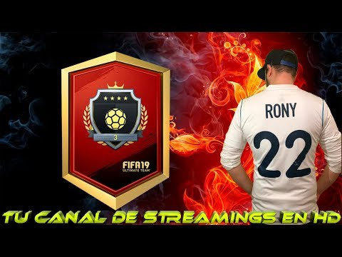 FIFA 19 | FUT CHAMPIONS | VAMOS 15 A 2 Y ELITE A TIRO | SERA ESTA VEZ? | EN DIRECTO | LIVE thumbnail