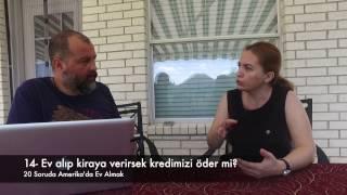 20 Soruda Amerikada Ev Almak (Gulay Yasar : +1 832-422 6692) - Amerika Vlog #35