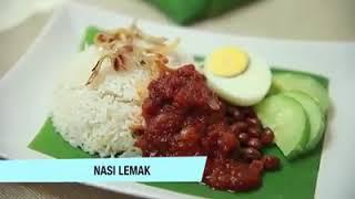 Cara cara membuat nasi lemak