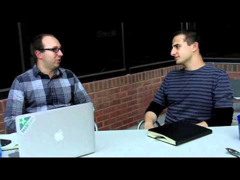 Pat Riley Interview - Director, Techstars Network