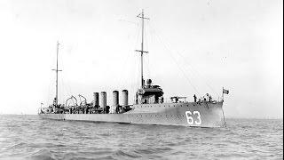 USS destroyer Sampson gameplay