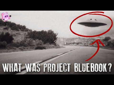 What Was The Project Blue Book UFO Investigation?