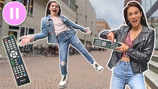 EXTREME PAUZE CHALLENGE met BIBI! || Fan Friday