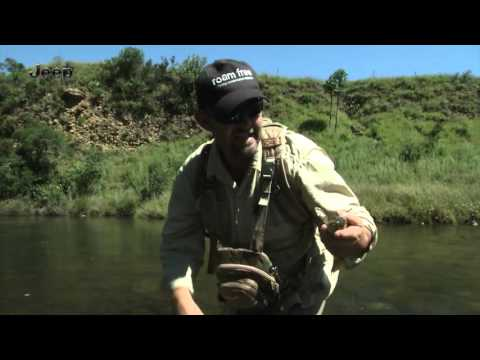 The Wildfly - Fishing Series  Drakensberg Cathedral Peak -  South Africa