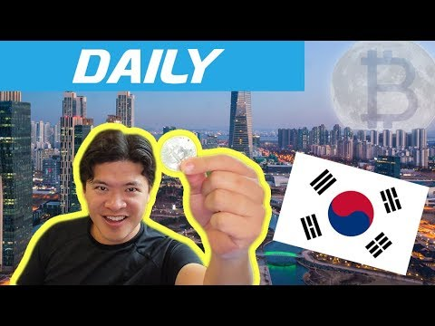 Daily: South Korea massively adopts Crypto / + China update