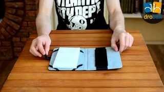 Видео Чехол для электронной книги 6 дюймов(Обзор чехла Drobak для электронной книги 6 дюймов - отличного функционального решения для защиты девайса., 2015-05-19T15:01:40.000Z)