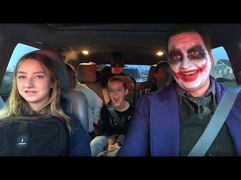 Joker | @LateNotes Carpool
