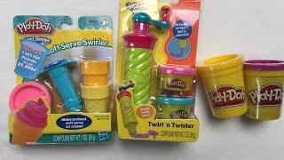 Bộ nặn đất sét Play-Doh Twirl'n Twister