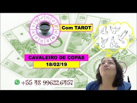 Café com Tarot 18/02  Karine Ouriques