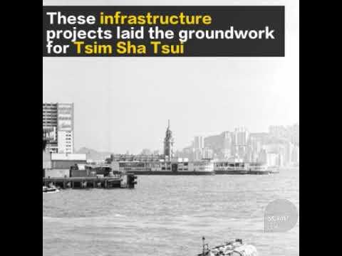 What is the story behind Tsim Sha Tsui?
