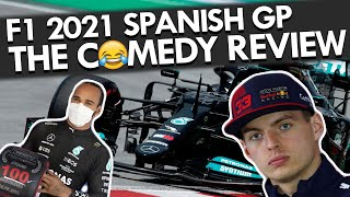 F1 2021 Spanish GP Comedy Review