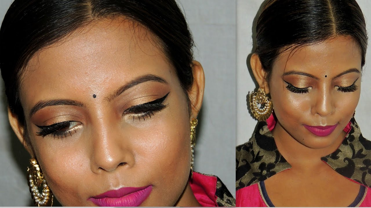 Diwali indian festive makeup tutorial dark medium dusky skin diwali indian festive makeup tutorial dark medium dusky skin tone minniedas youtube baditri Gallery