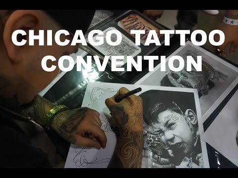 CHICAGO TATTOO ARTS CONVENTION 2017