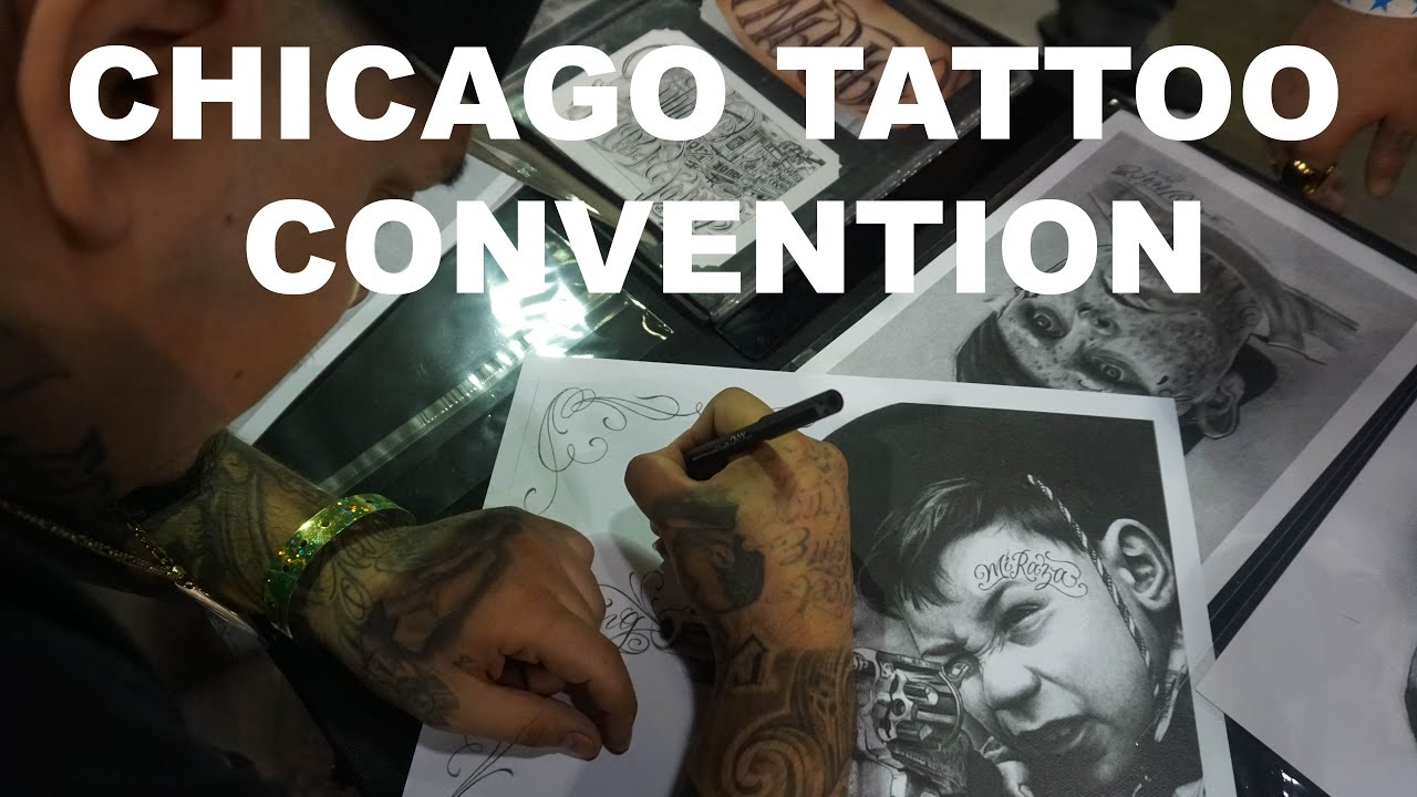 chicago tattoo arts convention 2017 youtube