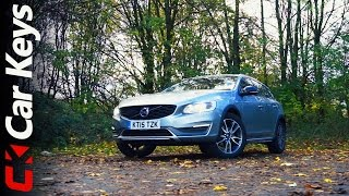 Volvo V60 Cross Country 2015 review - Car Keys