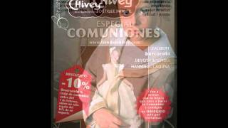 Comuniones Chivey 2012