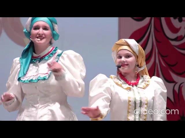 Выступает Народный ансамбль «Добро» из Усть-Абакана