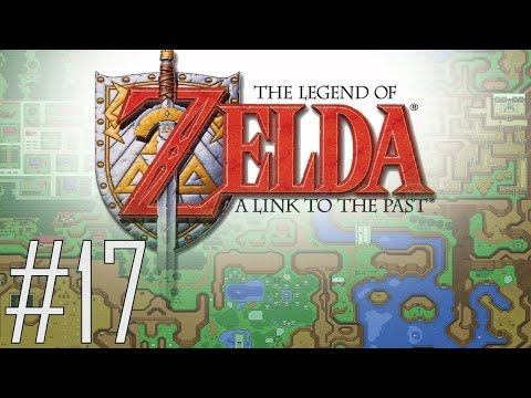 Let's Play Zelda: A Link to the Past #17 - Like A Criminal