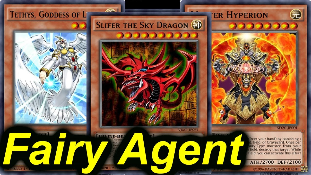 YGOPRO - BROKEN Agent Fairy - 21k ATK With 1 Monster!! True GOD Power!!