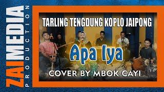 "Download Lagu TARLING TENGDUNG KOPLO JAIPONG "" APA IYA "" (COVER)  Zaimedia Production Group Feat Mbok Cayi mp3"