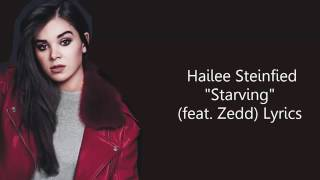 Hailee steinfied | STARVINH (lyrics)