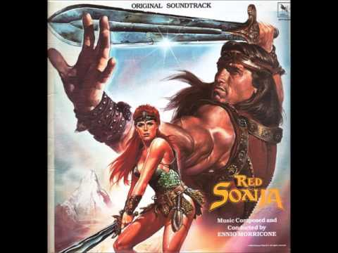 Red Sonja - Soundtrack  (Full Album)