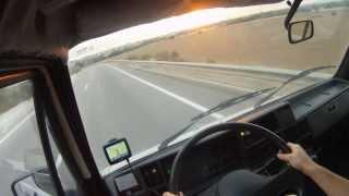 Conduciendo - Fiat Ducato Camper furgoneta vivienda