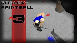 ROBLOX - Paintball! - Inside Enemy Lines [#3]