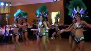 Fanfarra Brazilian Samba Performance Canberra 2011 Kokoloco