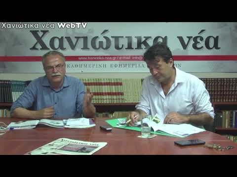 Γιάννης Μαλανδράκης - Υποψήφιος Δήμαρχος Πλατανιά