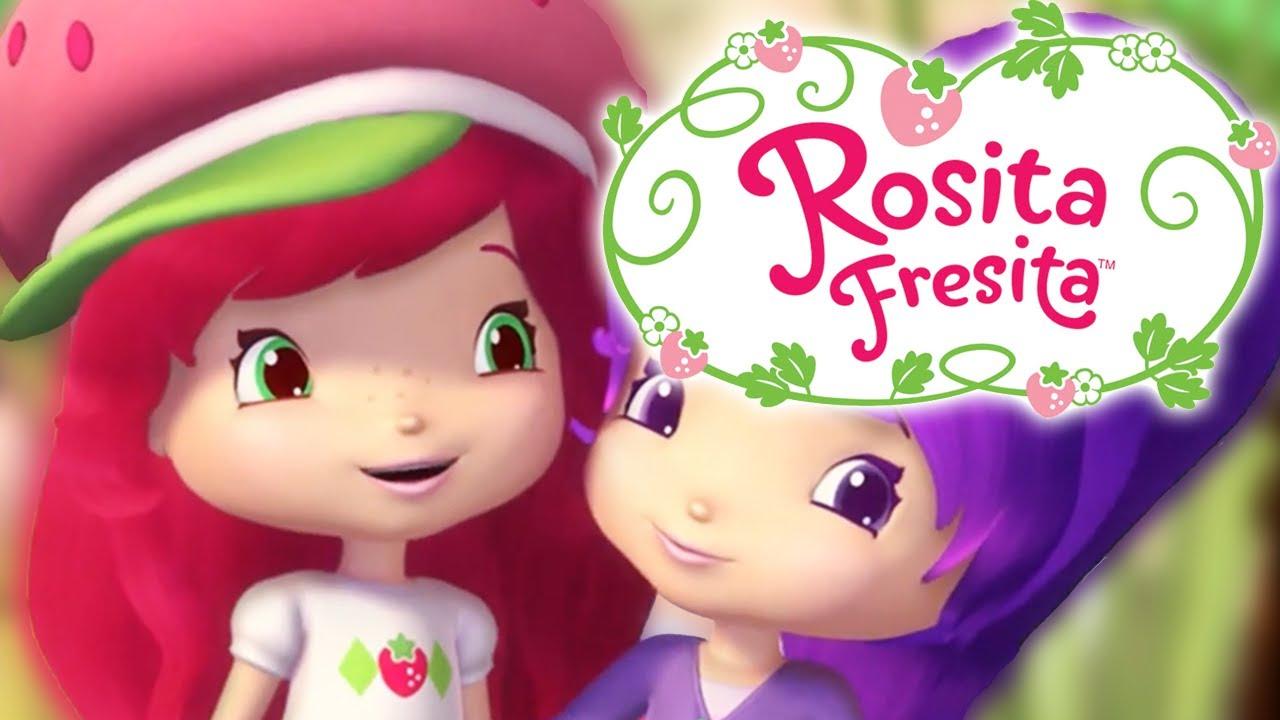 Rosita Fresita Los Verdaderos Amigos Duran Para Siempre Dibujos Animados Completo En Espanol