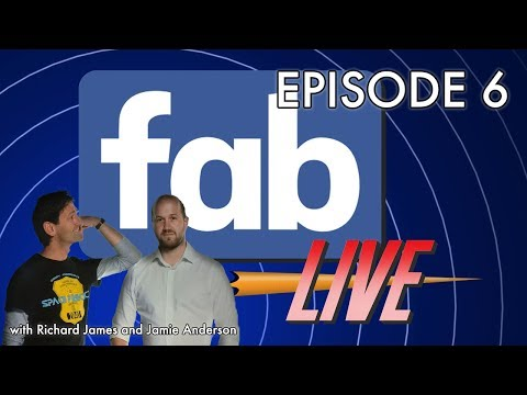 FAB Live: Episode 6 - Captain Scarlet, Terrahawks, Events and more