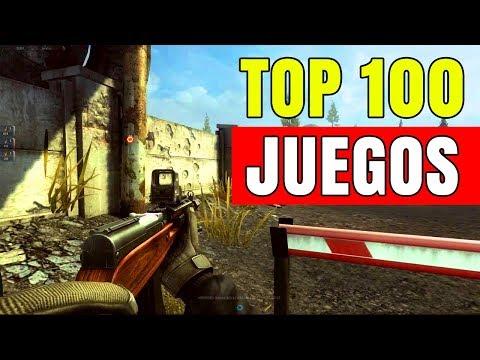 TOP 100 JUEGOS GRATIS ANDROID & IOS   2016