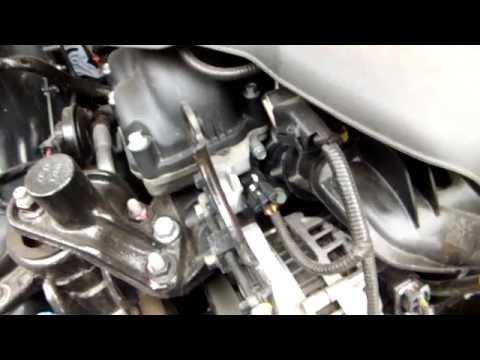 KIA Cee D 1.6 DOCH MPI муфта CVVT не прогретый двигатель
