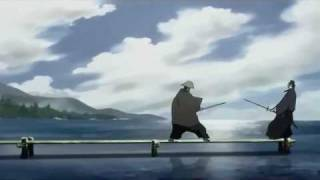 samurai champloo run into flowers
